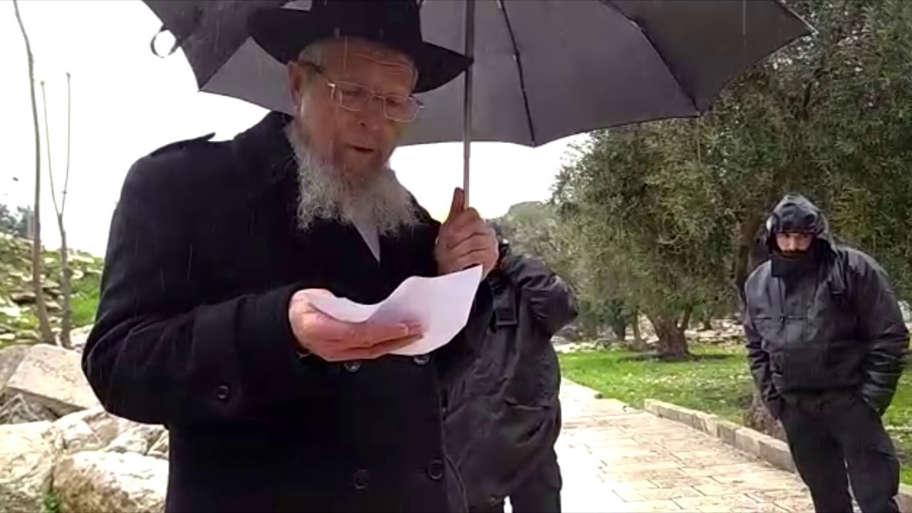 Prayers Said on Temple Mount to Protect the World from Coronavirus