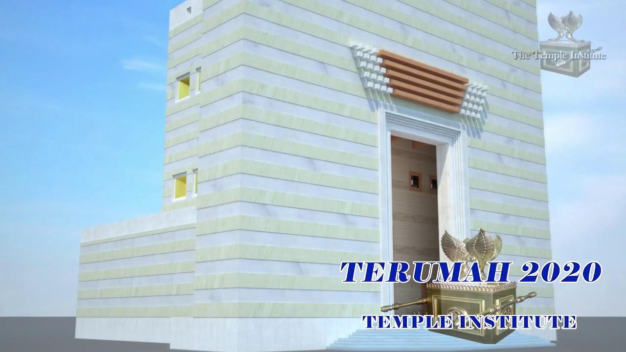 New Temple Institute Video: TERUMAH 2020