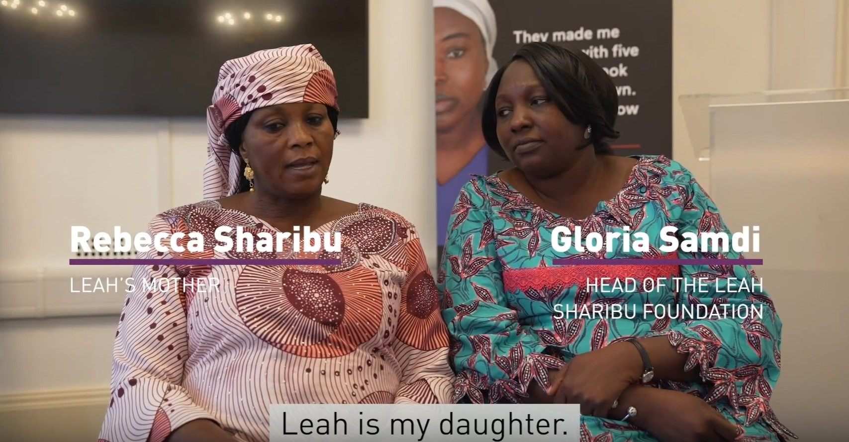 Open Doors – Two years since Leah Sharibu's abduction: interview with Leah's mother