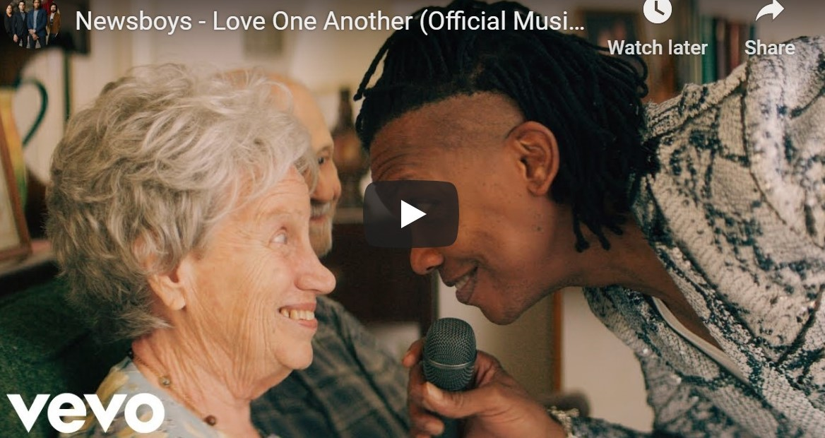 Newsboys – Love One Another (Official Music Video)