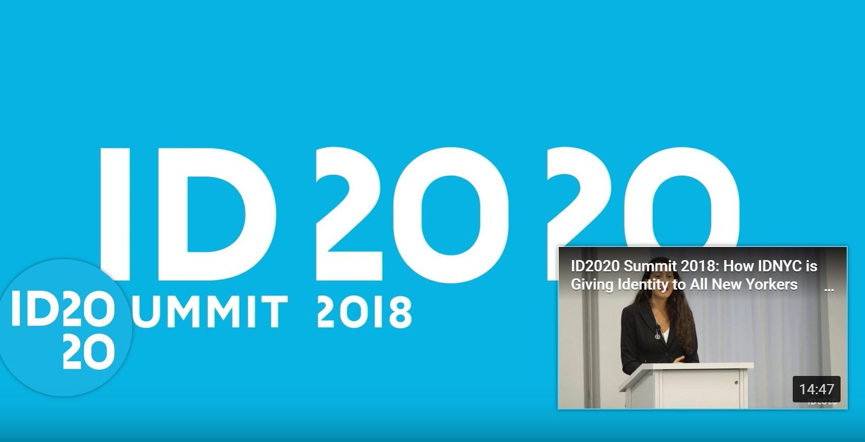 Our Manifesto | ID2020