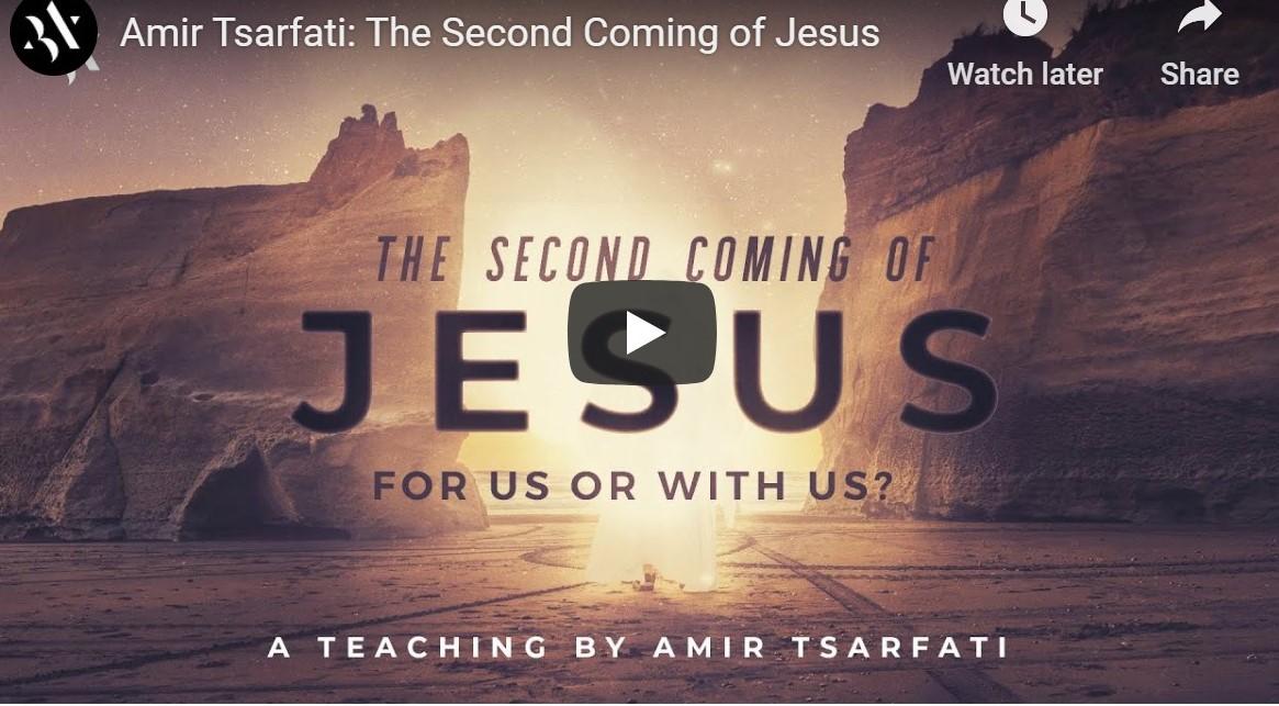 Amir Tsarfati: The Second Coming of Jesus