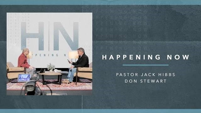 LIVE: Happening Now with Don Stewart