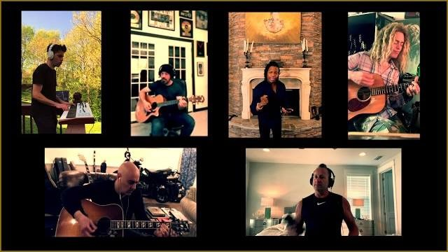 NEWSBOYS – We Believe (Live from Home)