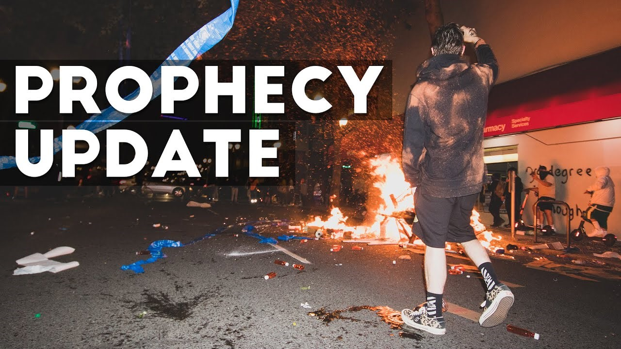 June 10th Prophecy Update with Tom Hughes