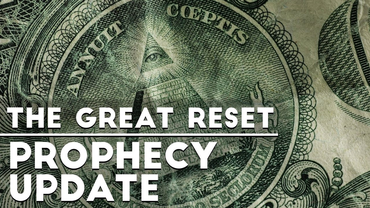 """Tom Hughes – """"The Great Reset"""" July 22nd Prophecy Update"""