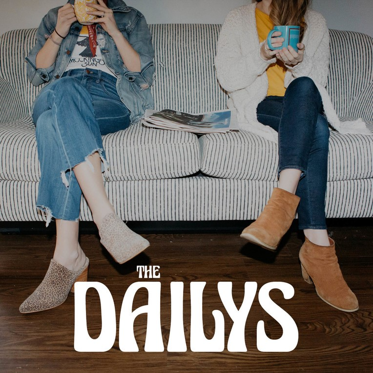 THE DAILYS – A MUSICAL COLLABORATION OF NASHVILLE SINGER/SONGWRITERS ELLIE HOLCOMB AND JILLIAN EDWARDS – RELEASE EP TODAY