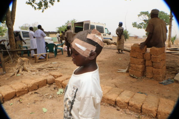 Dozens dead, hundreds displaced in central Nigeria attacks on Christians