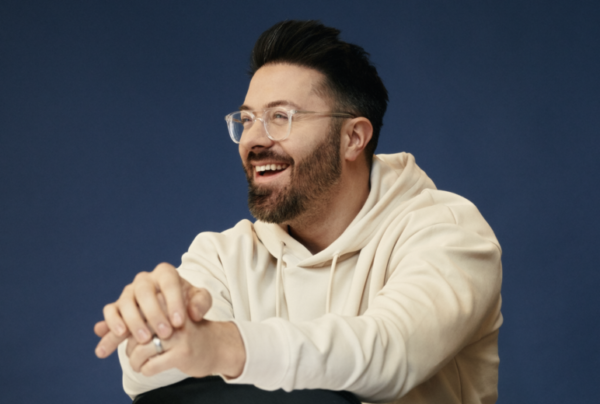 """Three-time GRAMMY nominee Danny Gokey has released a new song """"Stand In Faith"""""""