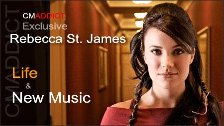 Rebecca St. James On Life & New Music